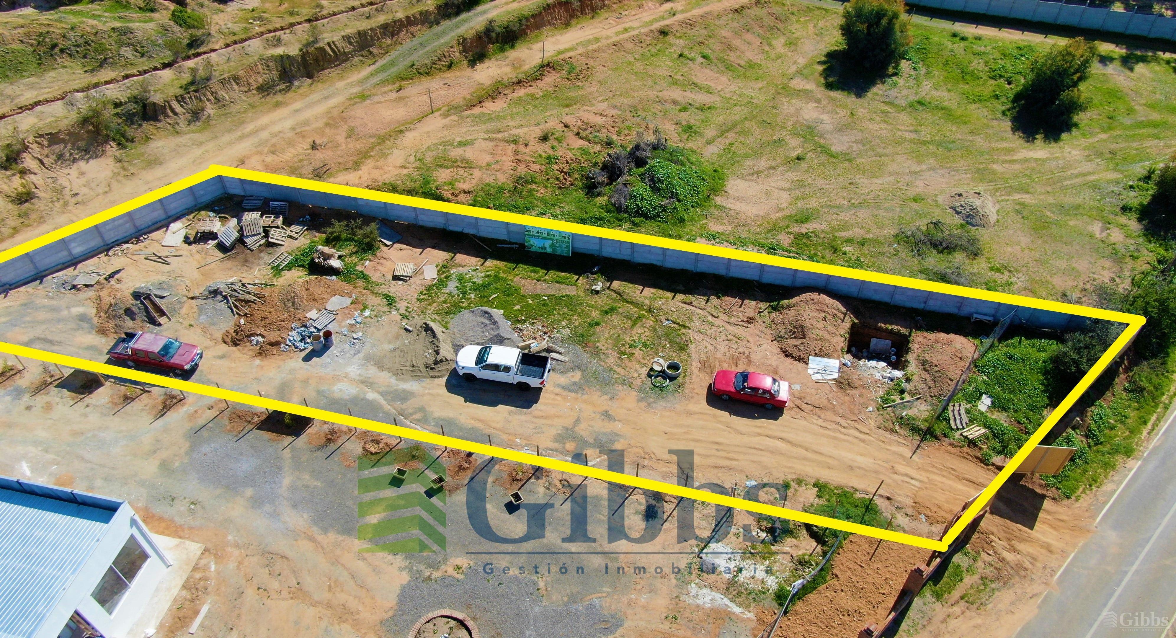 Terreno Sector Quebrada Escobares