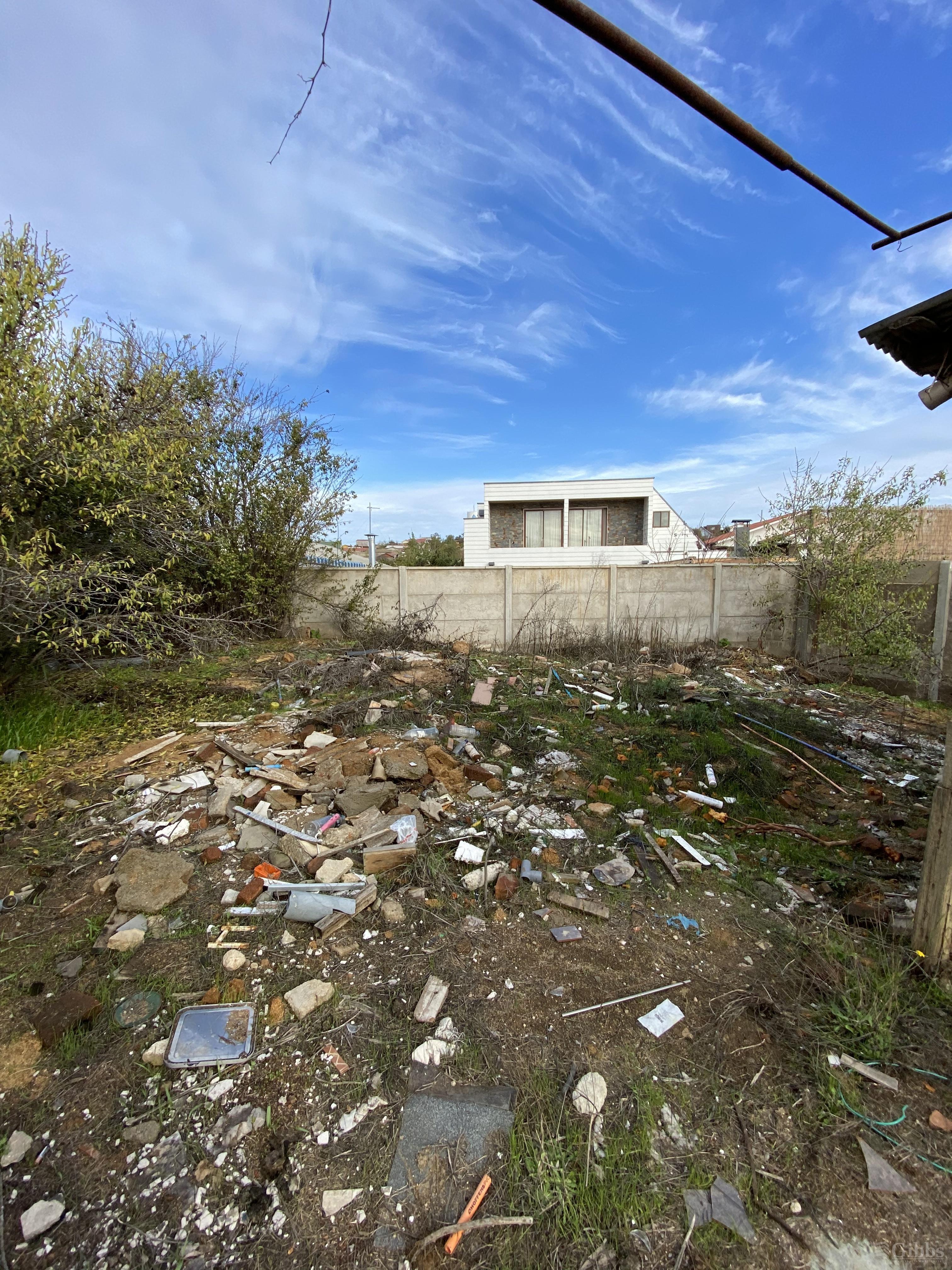 Terreno Urbanizado 540 Mts2, Sector Esperanza