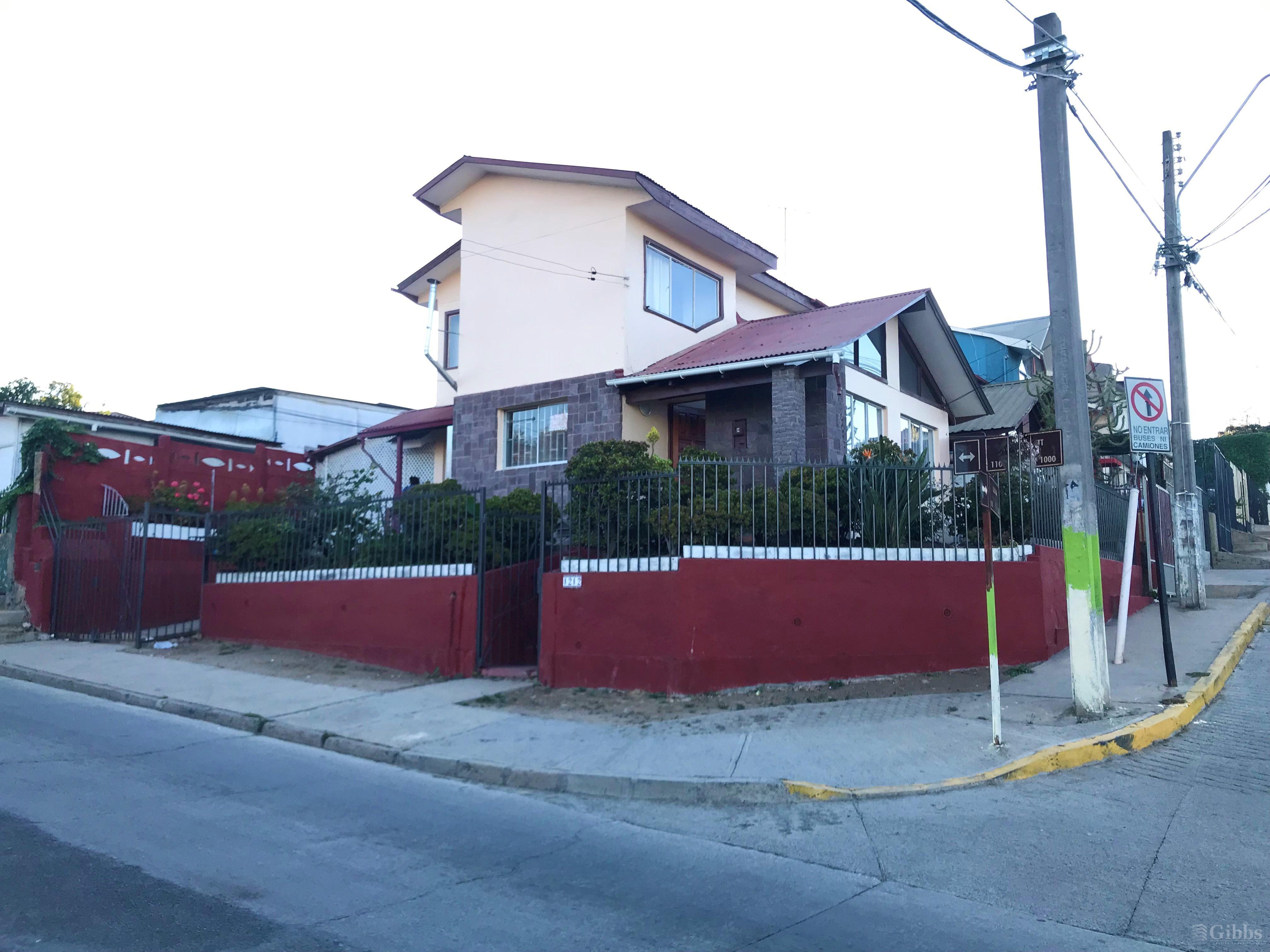 Casa paradero 27 Quilpuè