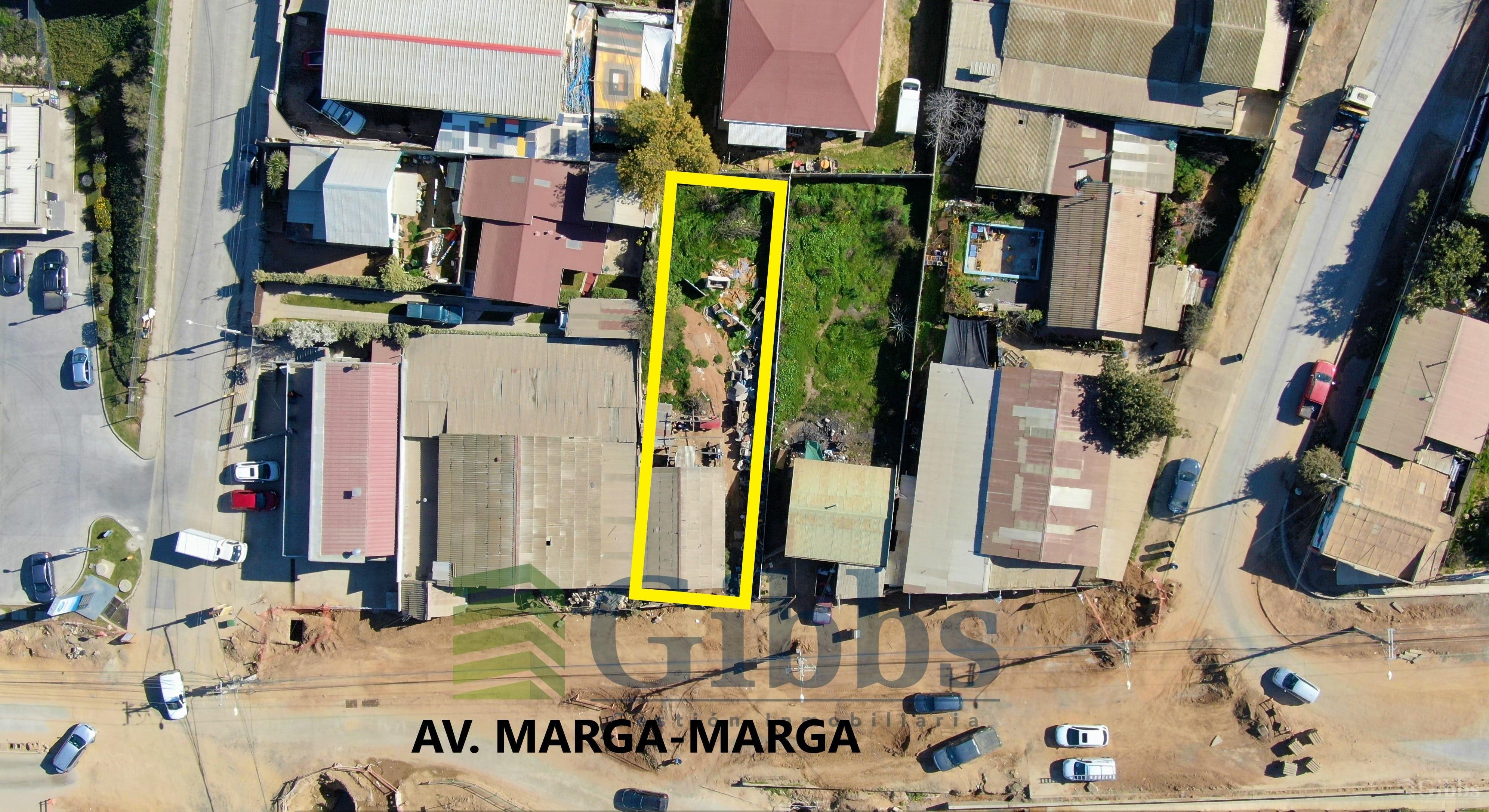 Terreno Para Uso Comercial o Habitacional, Av. Marga-Marga