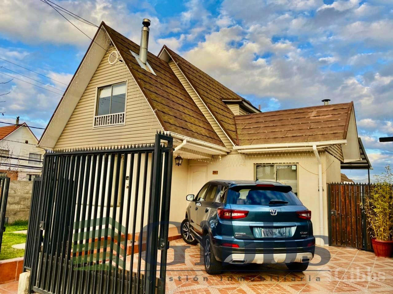Hermosa Casa Aislada, Manquehue 7